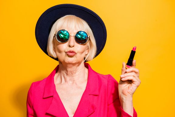 Makeup Mistakes Many Seniors Make
