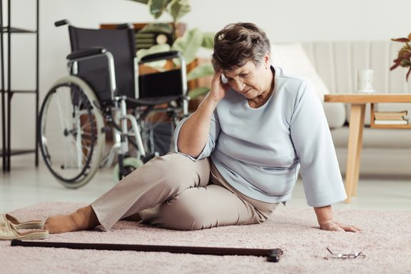 Common Causes of Falls in Seniors
