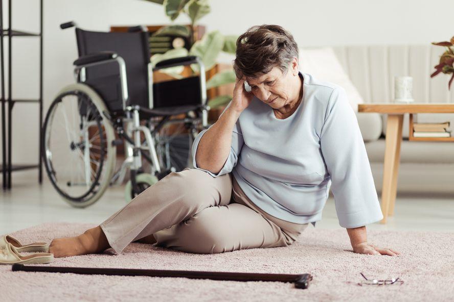 Common Causes of Falls in Seniors