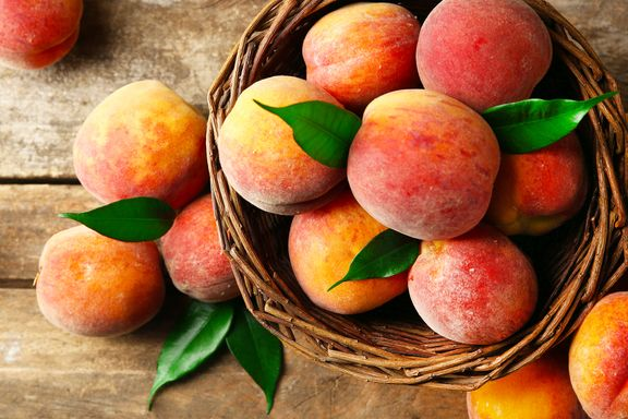 The Incredible Health Benefits of Peaches