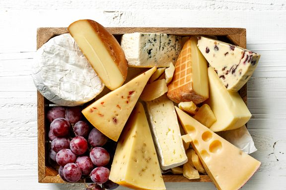 Healthiest Types of Cheese