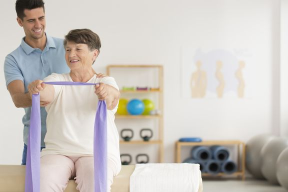Seated Core Workout for Seniors (With Video)