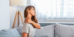 How To Ease Neck Pain