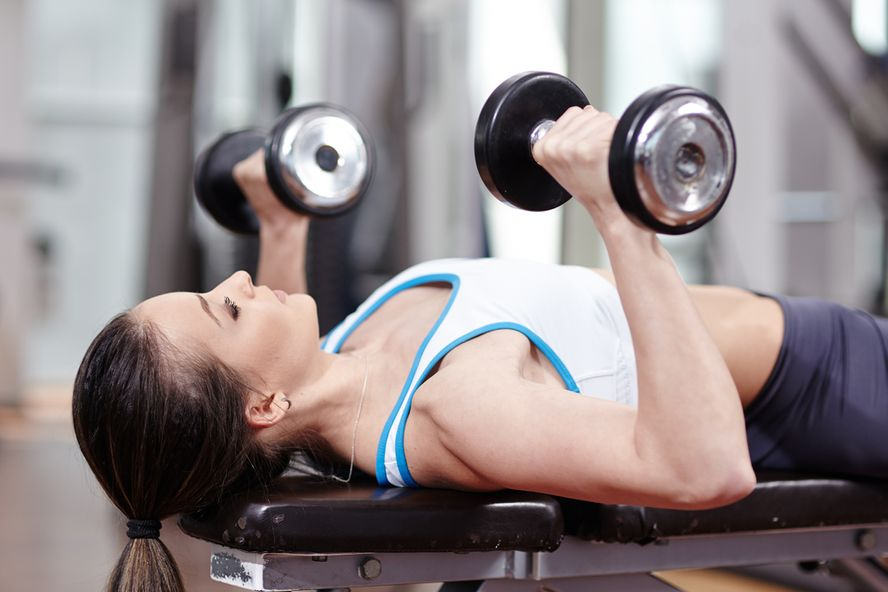Chest Workouts for Women