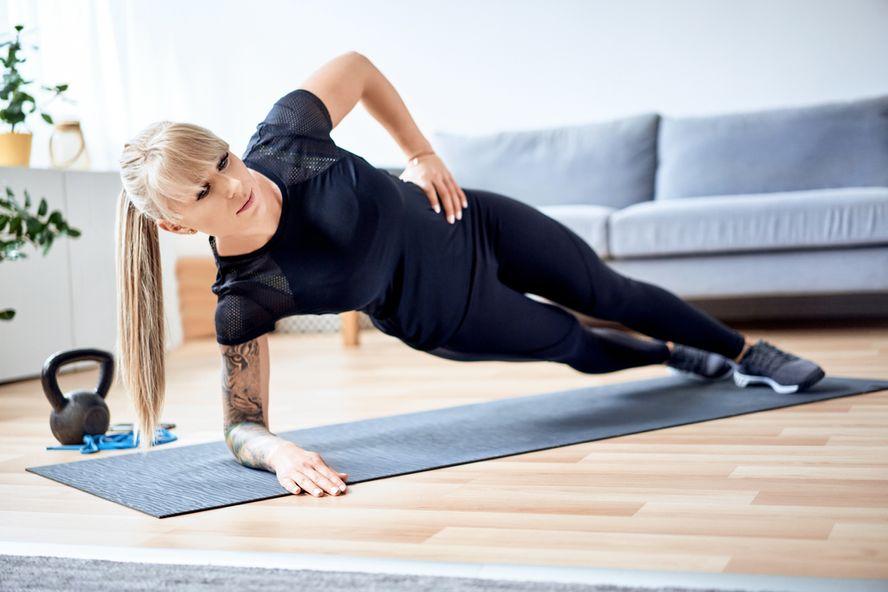 Exercises That Help Tone Your Oblique Muscles