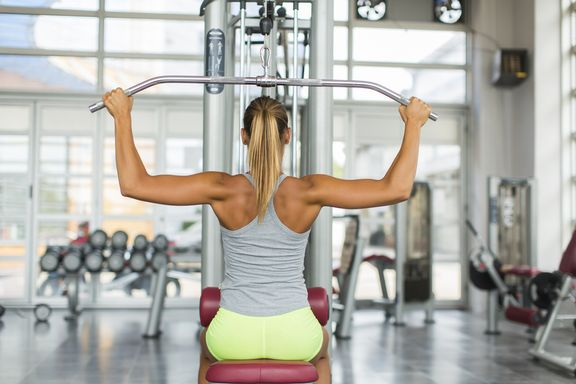 Shoulder and Back Exercises That Build Upper Body Strength