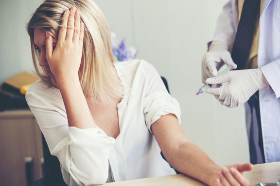 Trypanophobia: Definition, Symptoms, Causes, and Treatments