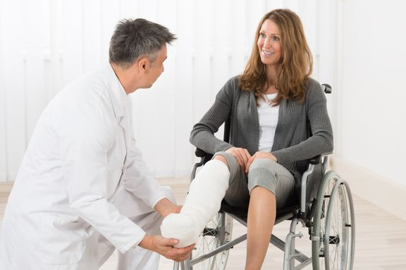Complex Regional Pain Syndrome: Symptoms, Causes, and Treatment