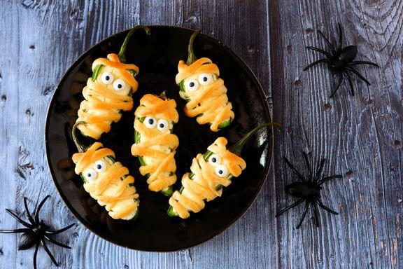 30 Halloween Themed Recipes For Potlucks: Spooky-Fun Ideas
