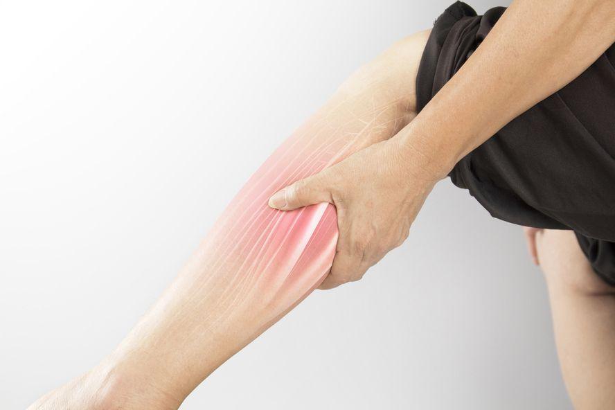 Les possibles causes de crampes musculaires