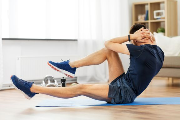 Beginner Core Workouts