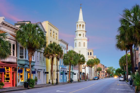 Top 20 Things to See and Do in Charleston, South Carolina