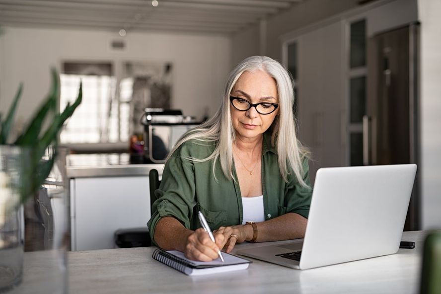 Top 15 Work From Home Jobs for Seniors in the UK