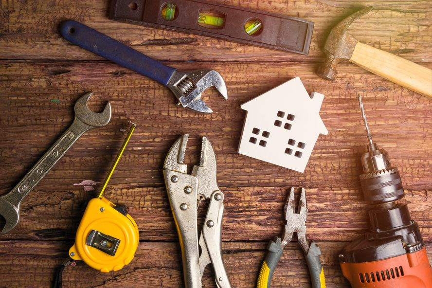 6 Tax Deductible Home Improvement & Repairs For 2021