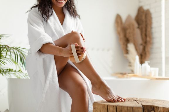 The Health Benefits of Dry Brushing